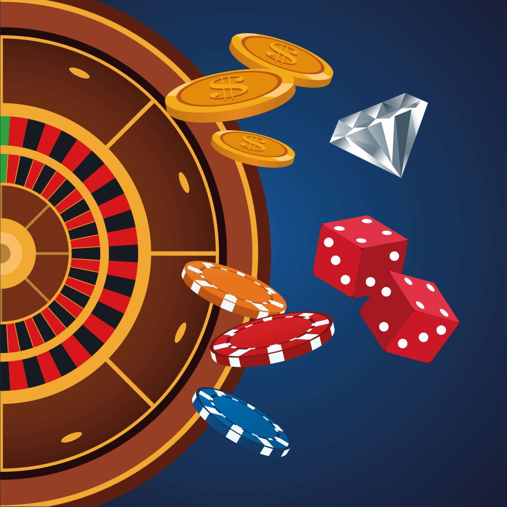 roulette_and_dice